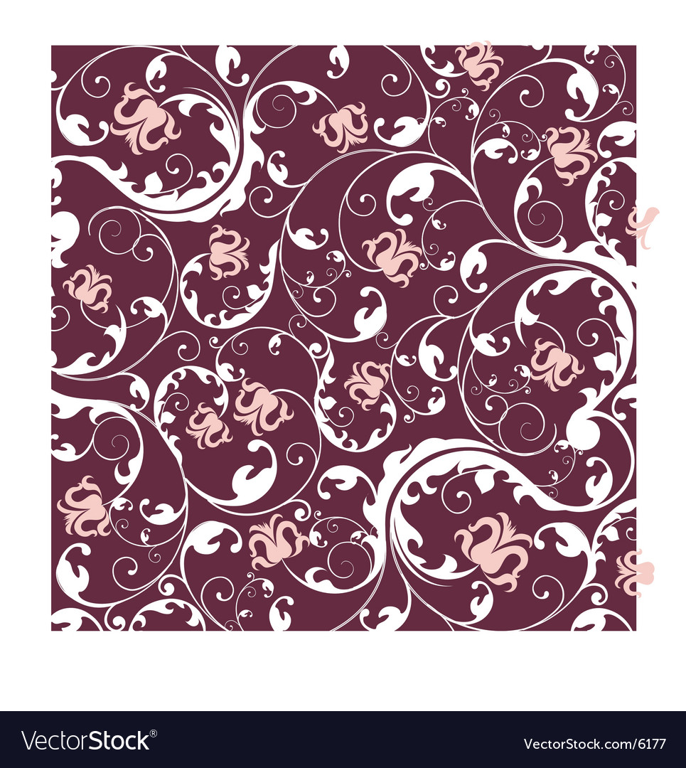 floral wallpaper vector. Floral Wallpaper Vector