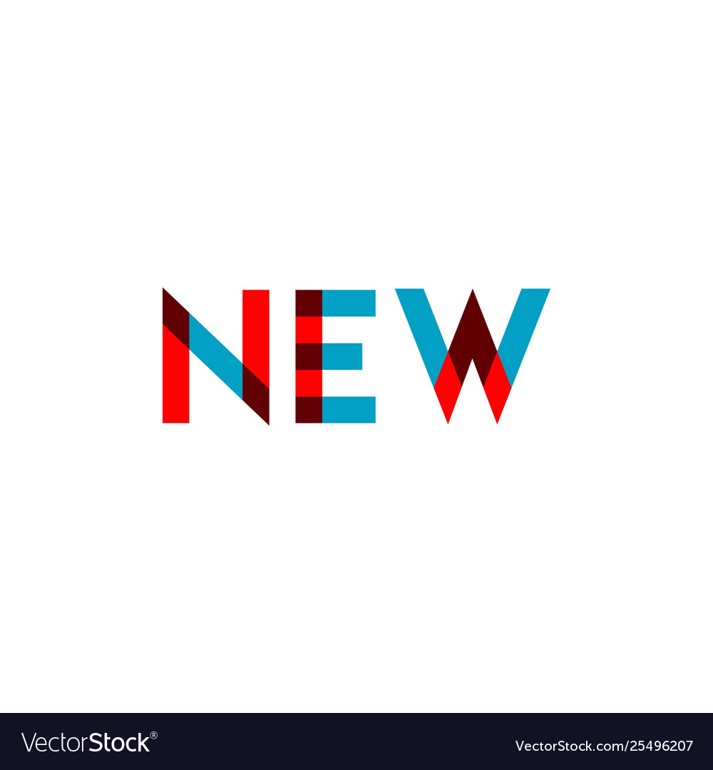 New template design
