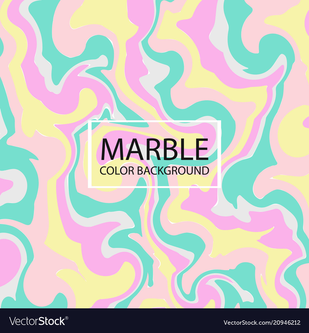 Abstraction of stylish colorful creative marble