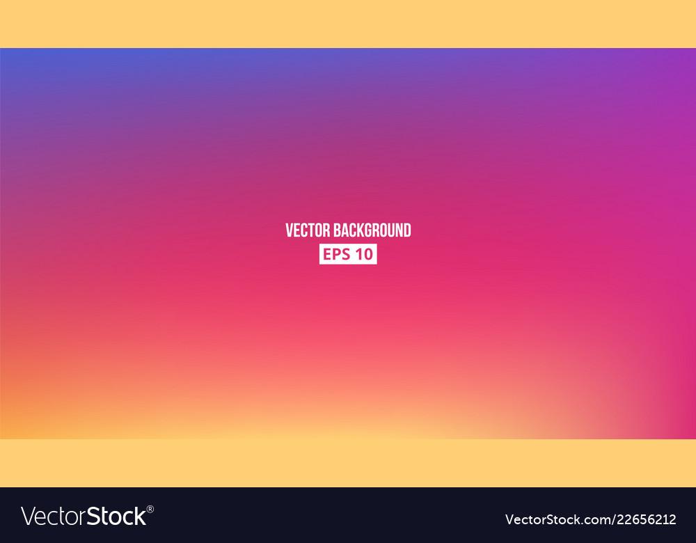 Vivid colors background