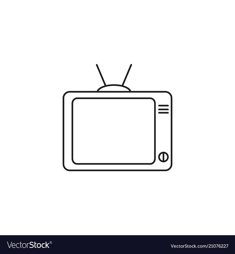 Tv watch icon