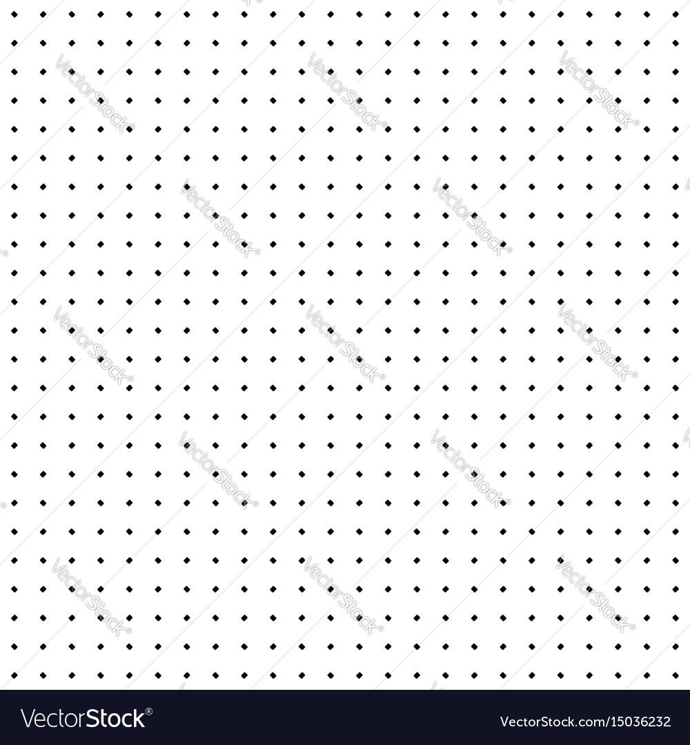 Simple minimalist monochrome seamless pattern vector image