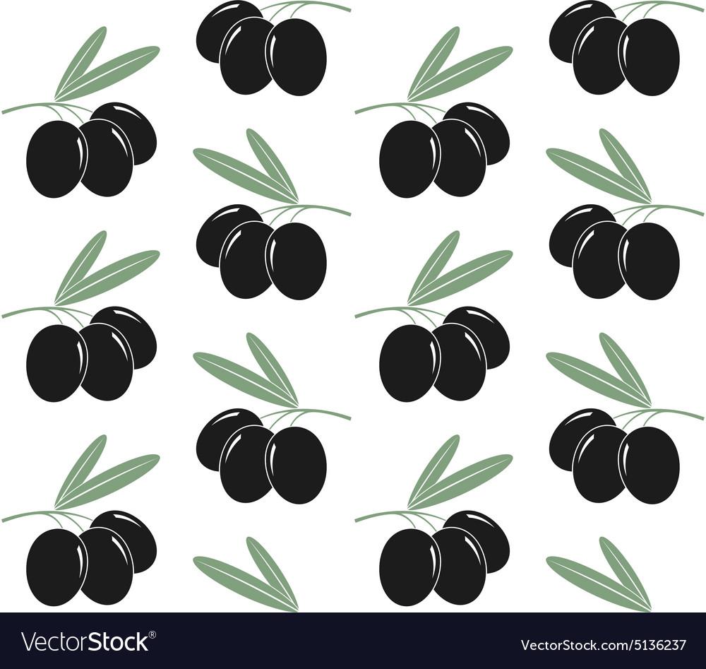 Olives Pattern