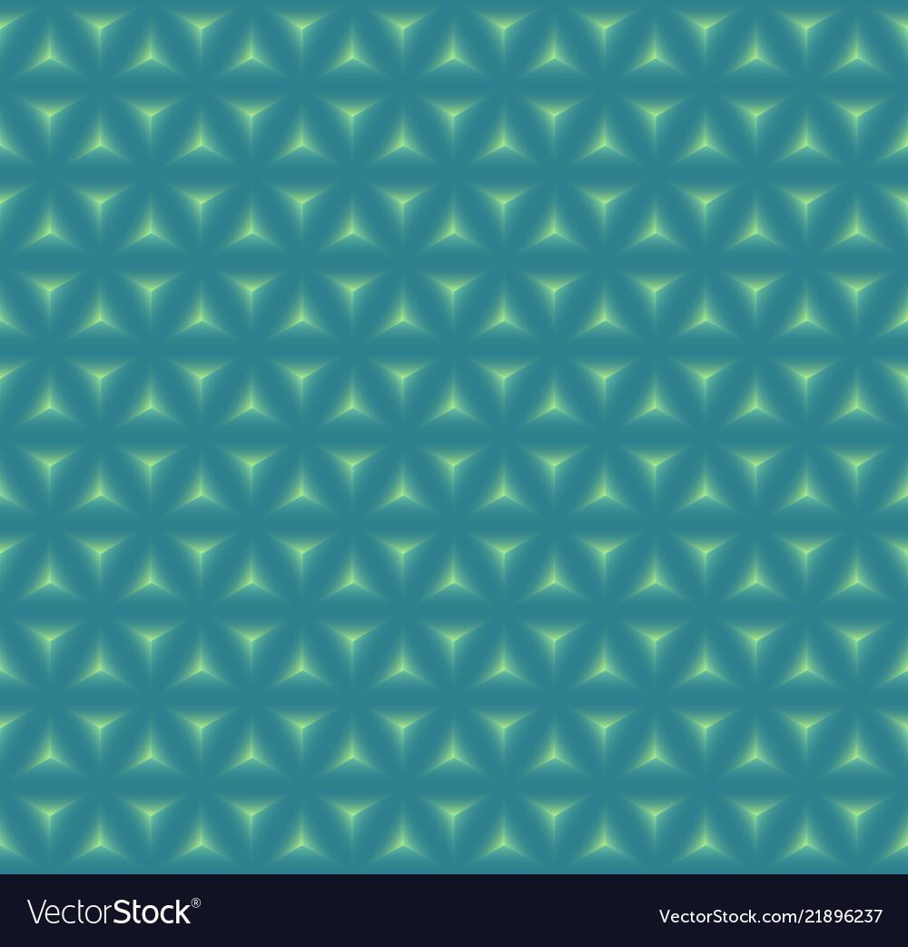 Seamless triangular pattern