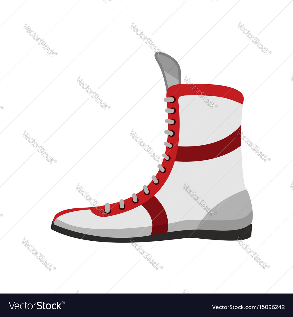 Boxing shoes retro footwear for boxer training