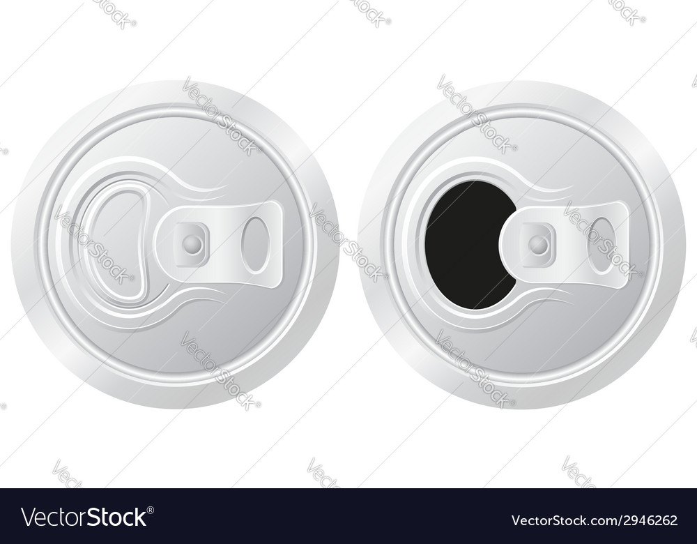 Can of beer 03 vector image