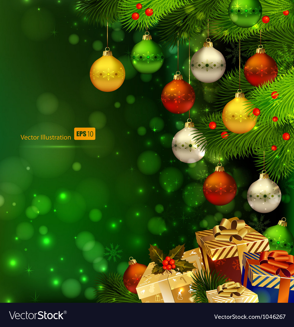 Christmas Background Images Free.Green Christmas Background