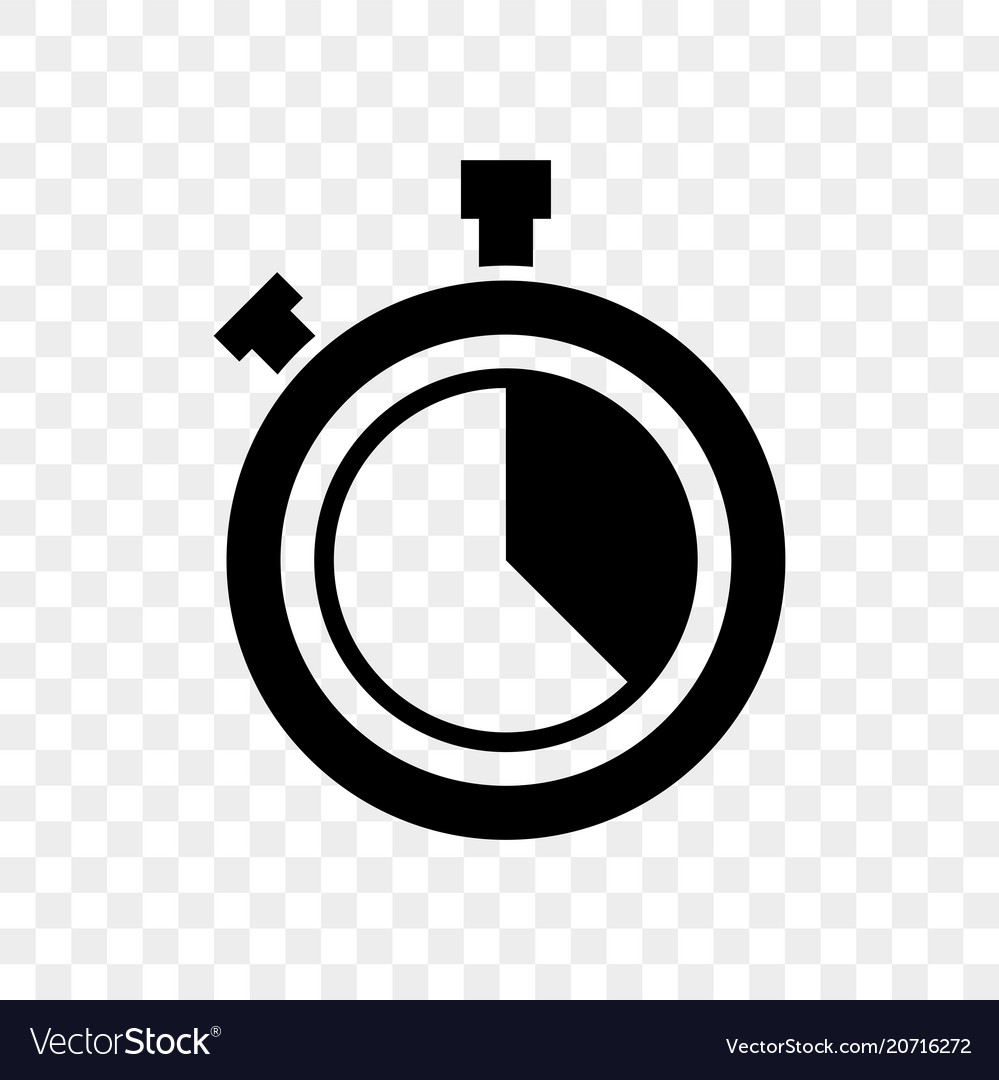 Stopwatch countdown clock buttons icon