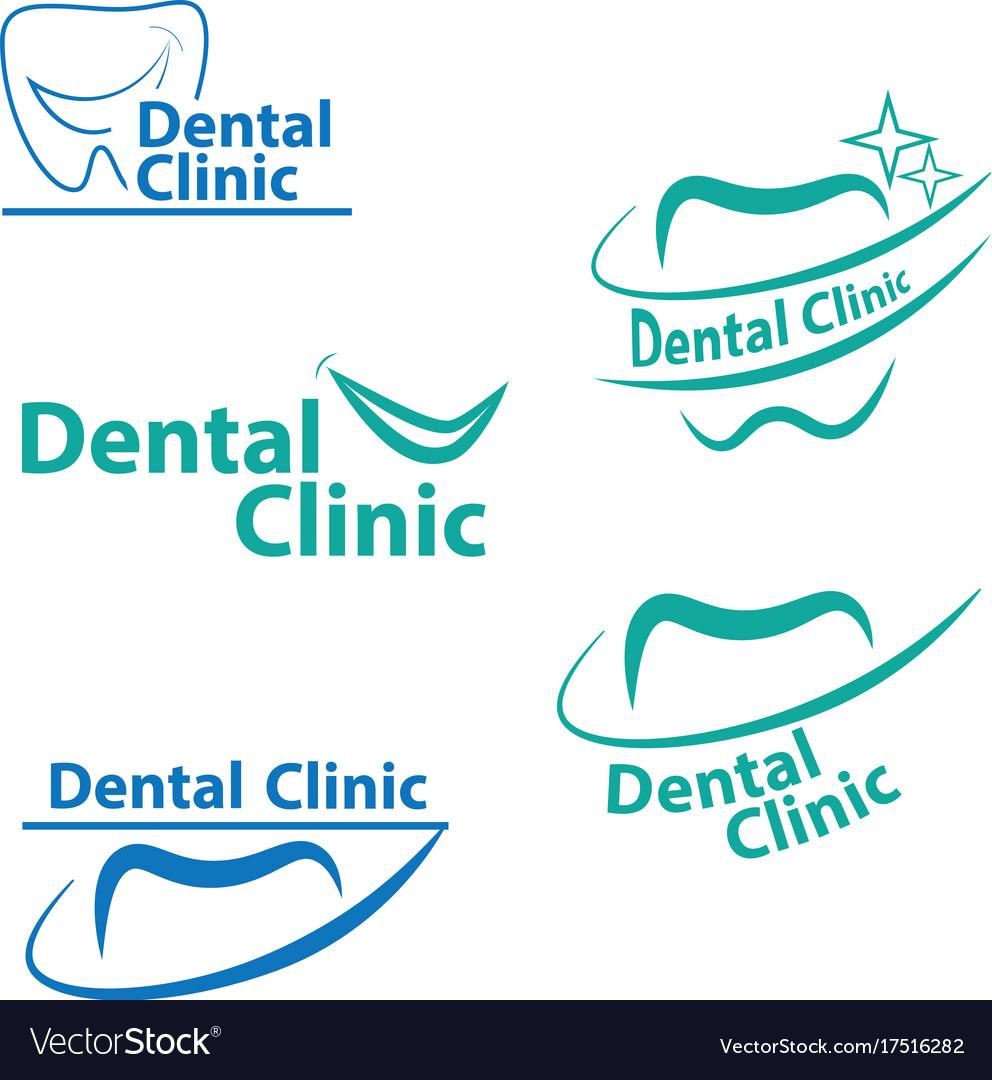 Dental logo designcreative dentist logo dental
