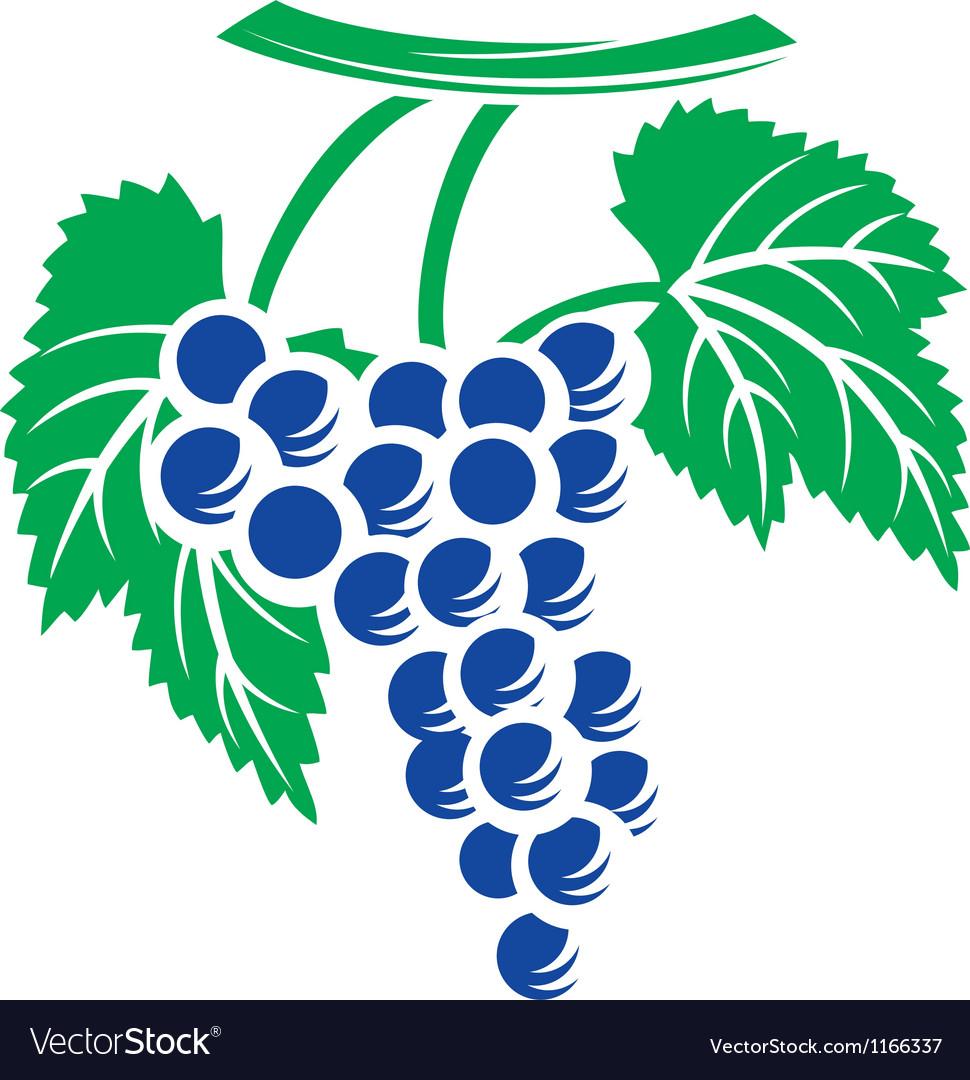 Grapes symbol