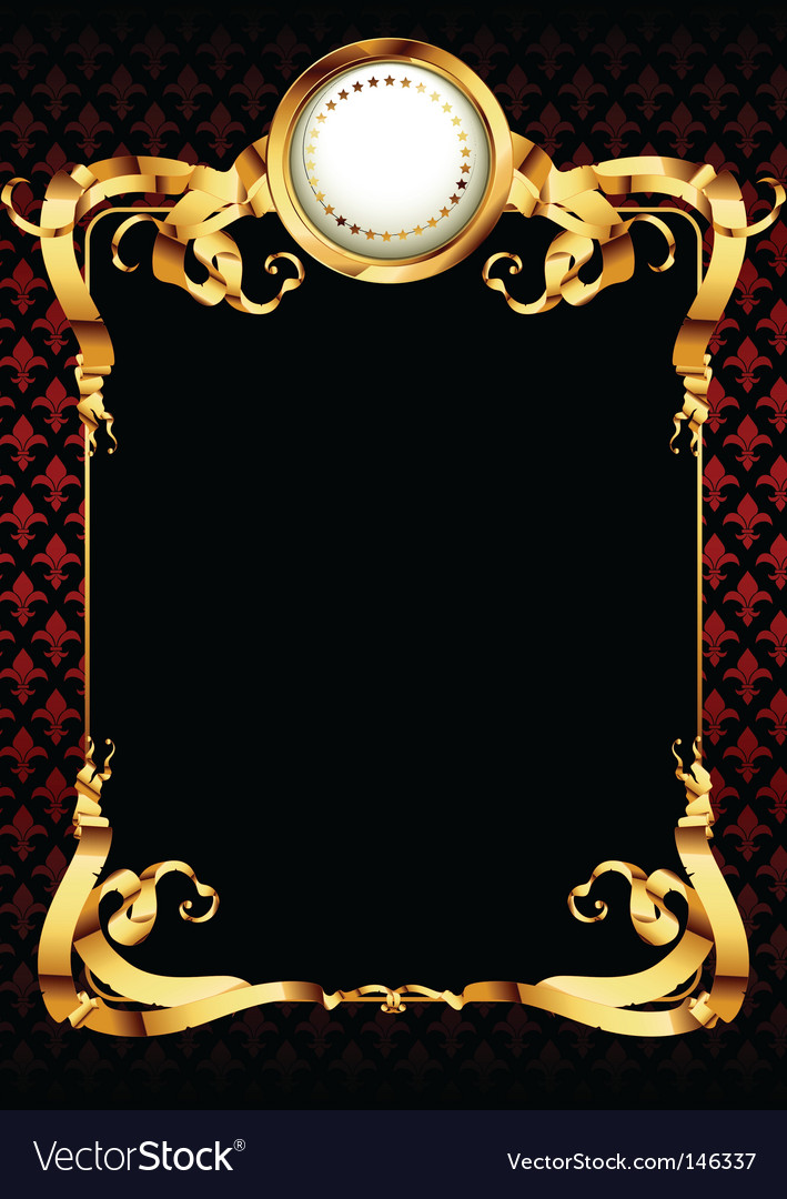 up and ornate-frame Page