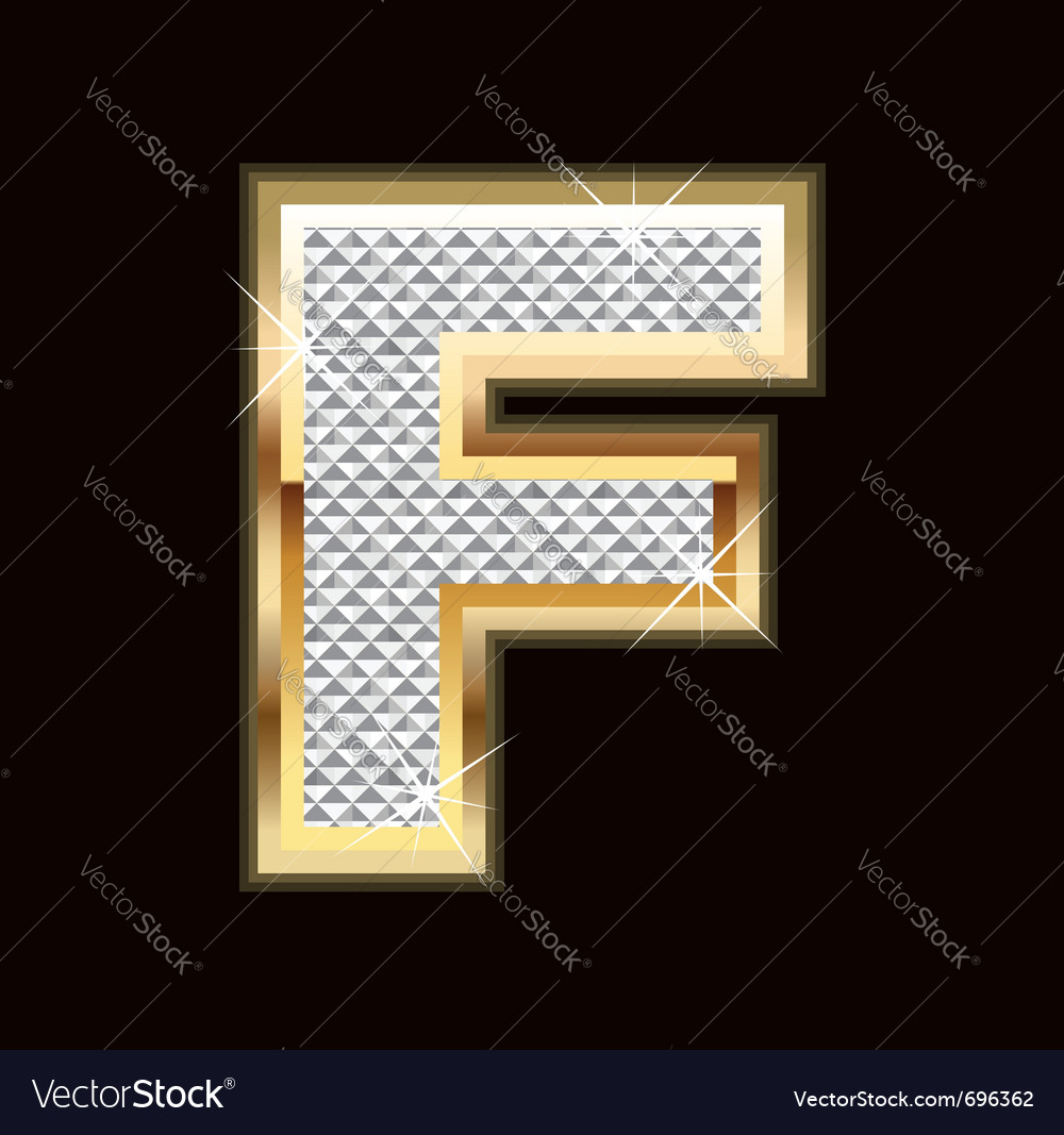 5a0d21f3e4e Letter, F & Diamond Vector Images (41)