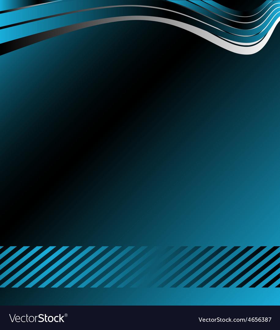 Abstrack blue background