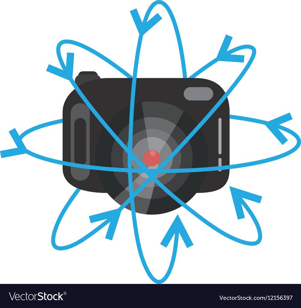 Vr camera digital video function