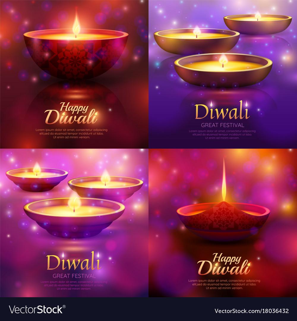 Diwali celebration design concept