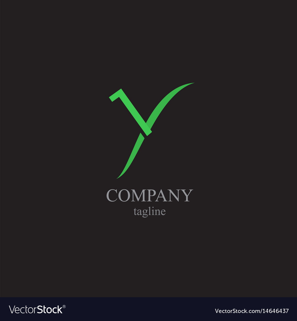 The letter y logo - a symbol of your business