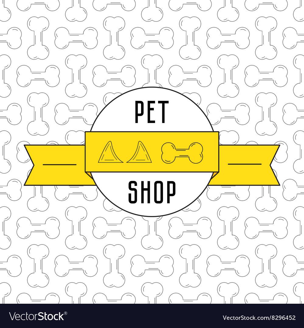 Concept for pet shop