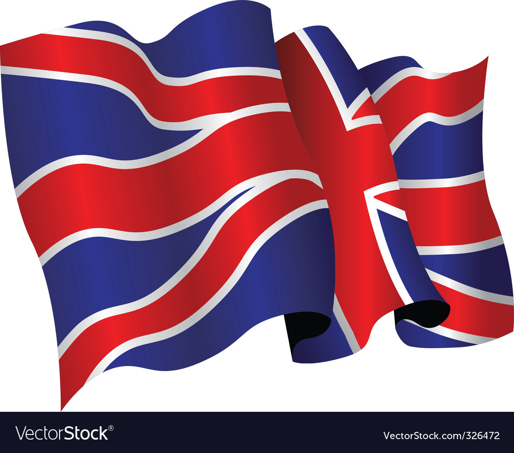 how to make a british flag