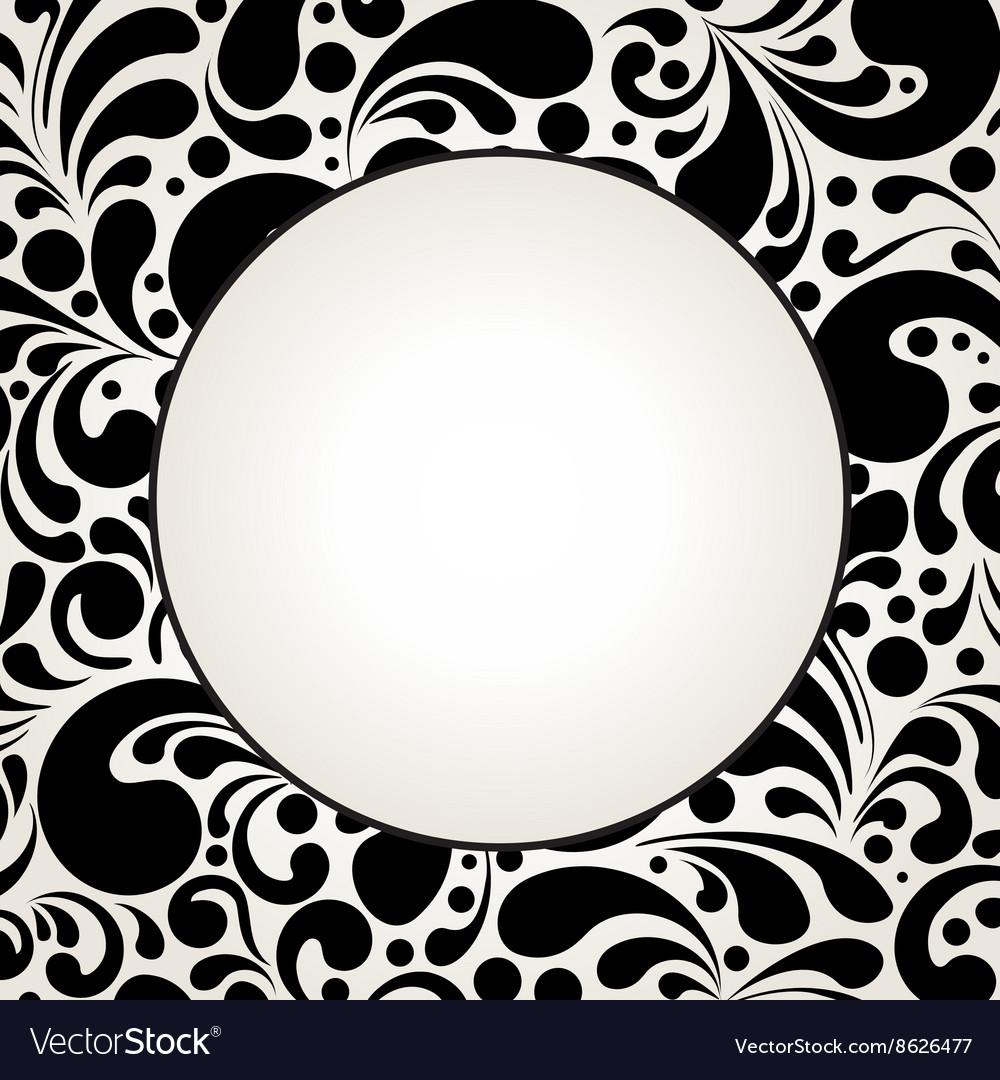 Black curves circle2