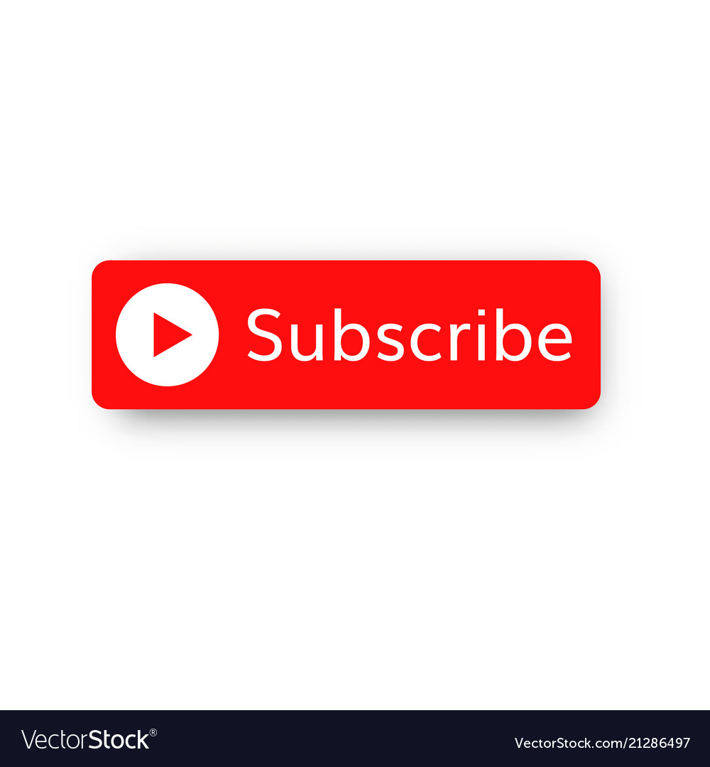Subscribe video channel button