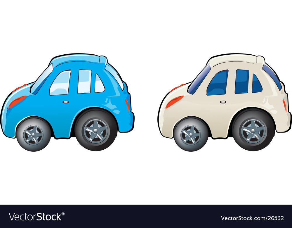 cartoon car pictures. Cartoon Car Vector