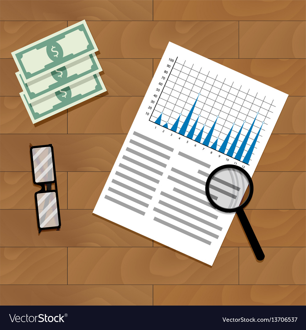 Analysis of annual financial statistics