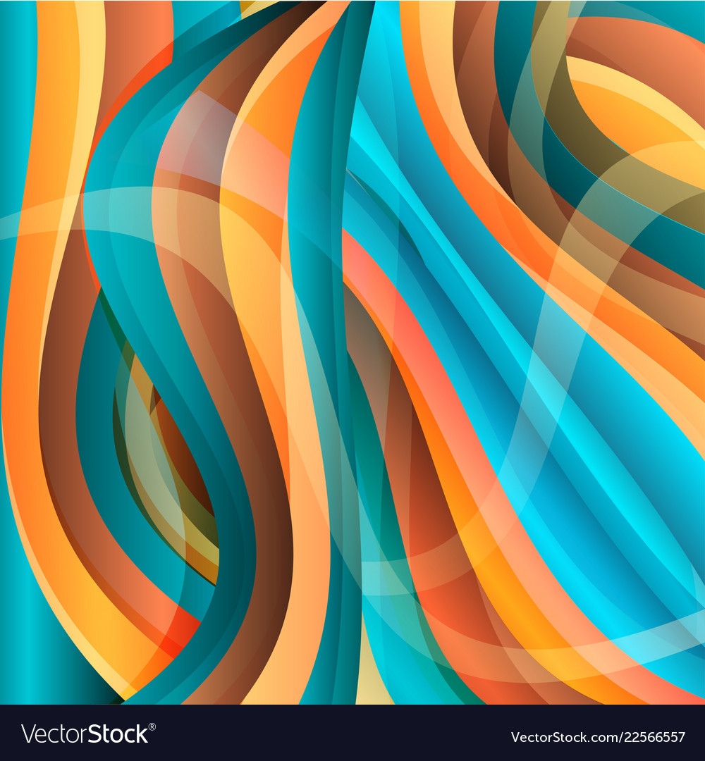 Abstract bright waved background texture