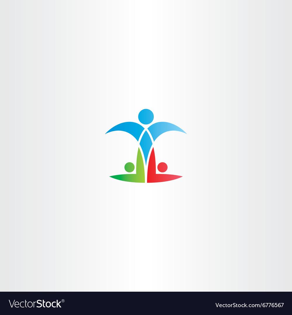 People winner man champion logo icon