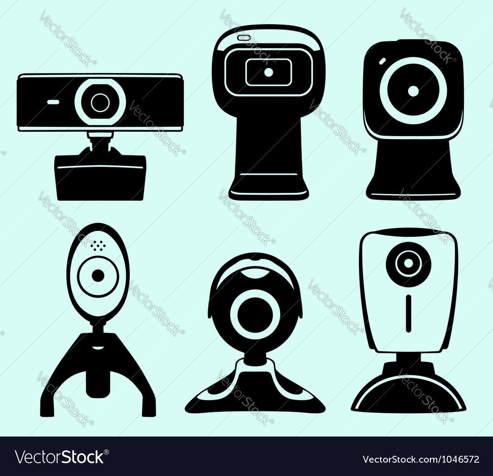 Web camera set