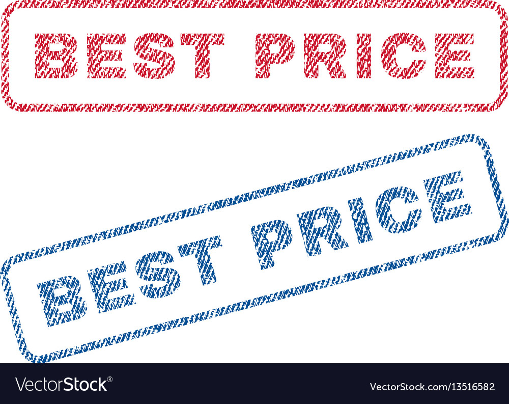 Best Price Textile Stamps