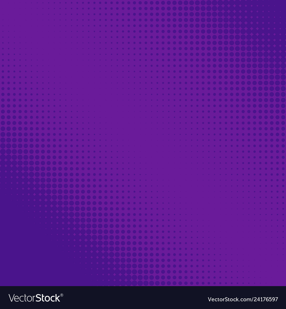 Purple halftone dots colorful geometric gradient