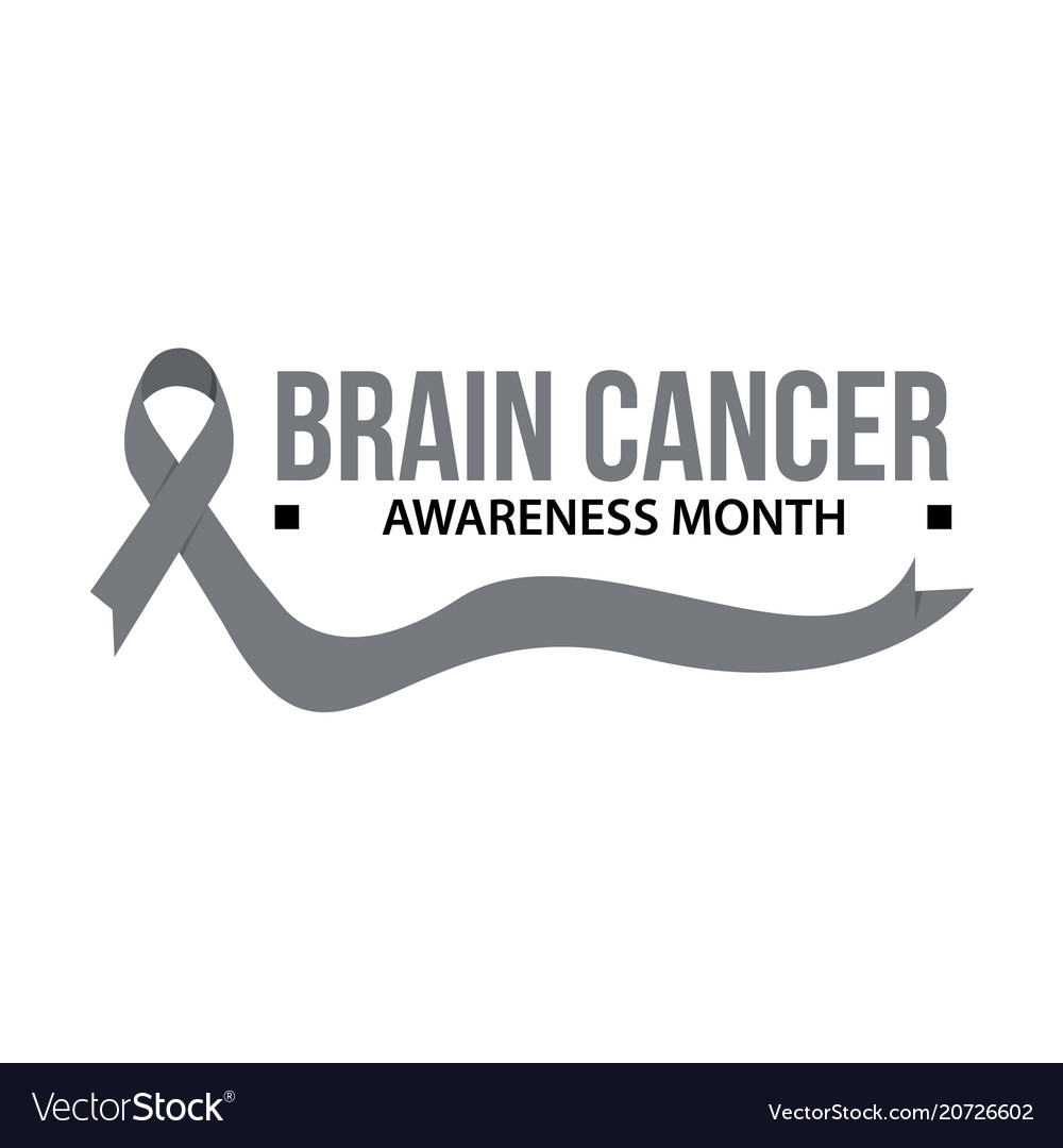 Awareness month ribbon cancer