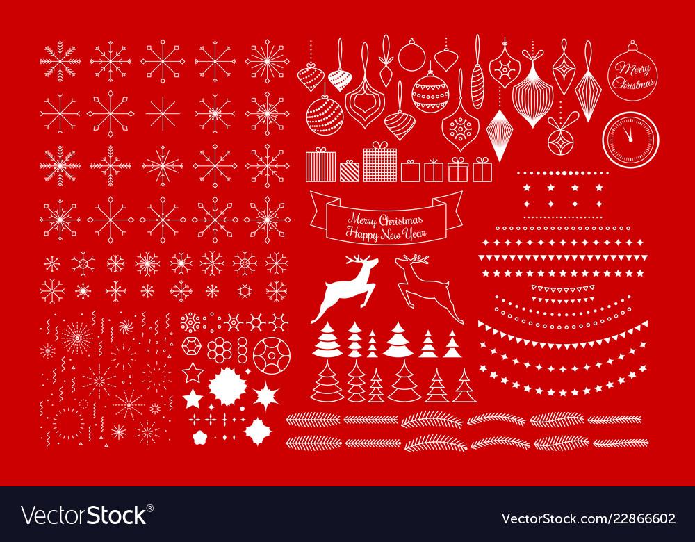 Universal mega collection of christmas