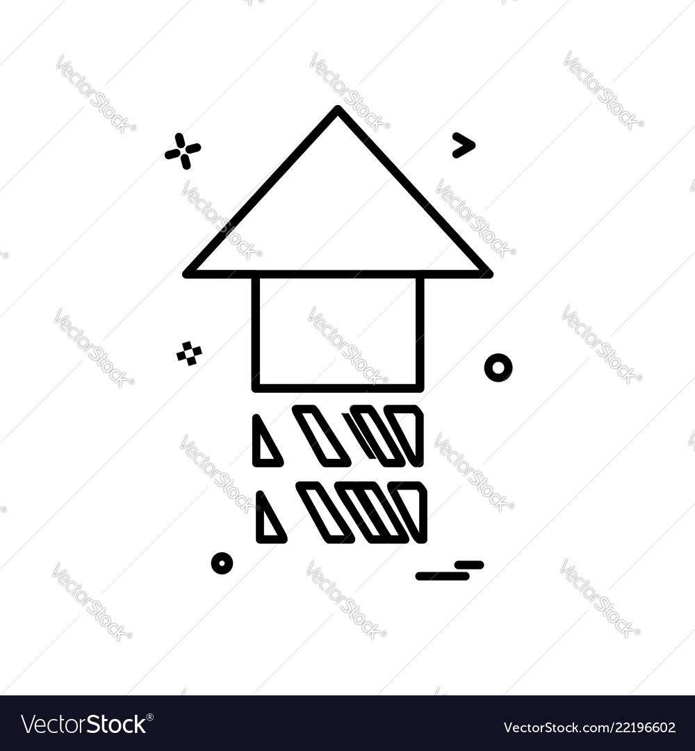 Up icon design