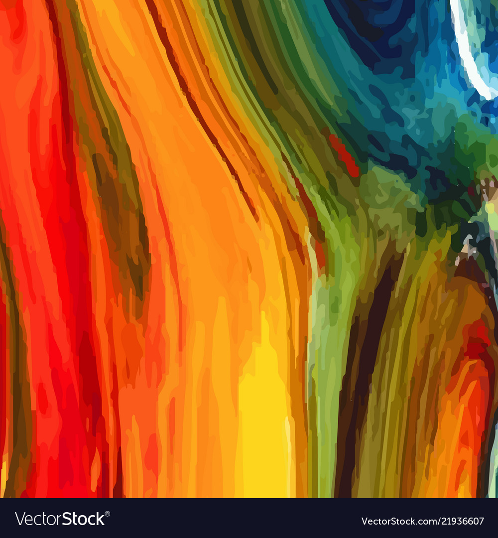 Abstract colored background similar to spilled