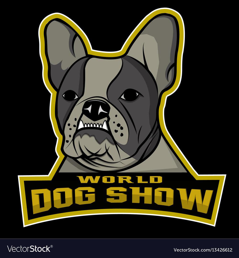 World dog show logo
