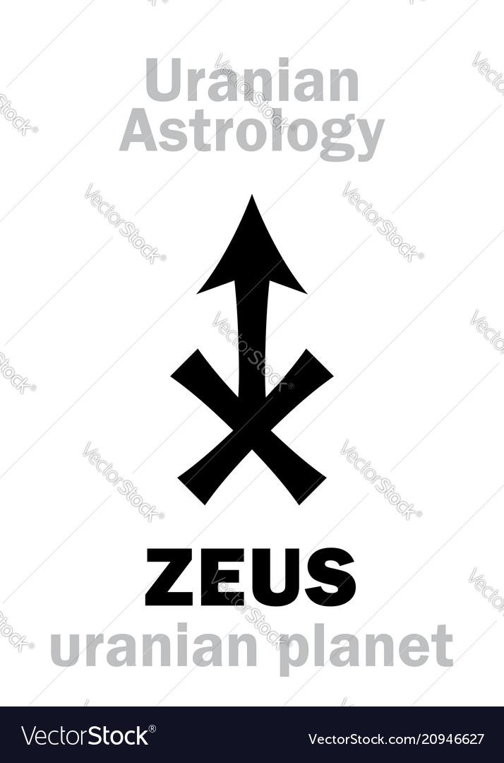 Astrology zeus uranian planet