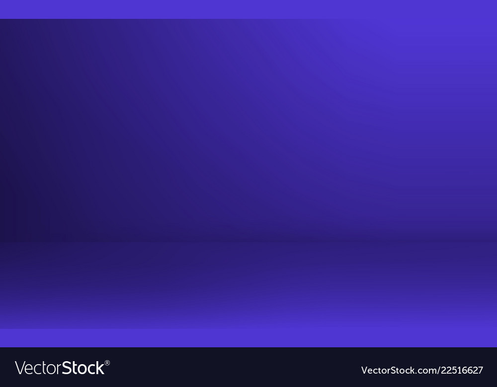 Empty studio room with shadow background