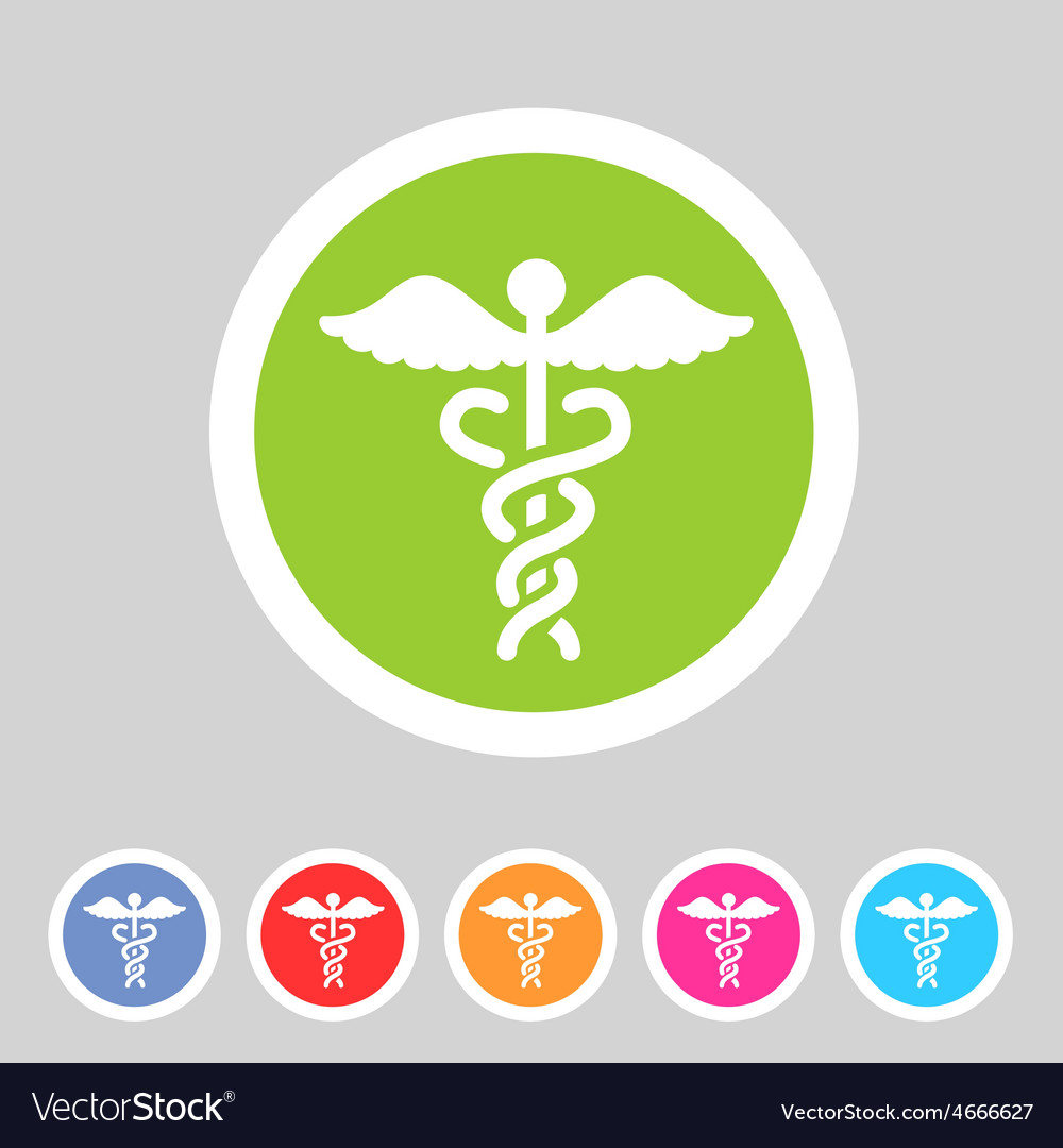 Health medicine pharmacy icon badge flat symbol