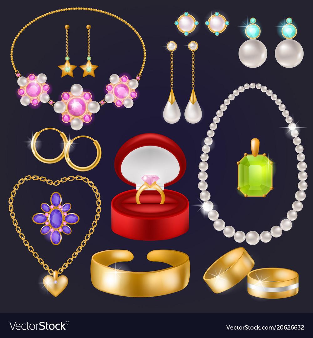Jewelry jewellery gold bracelet necklace