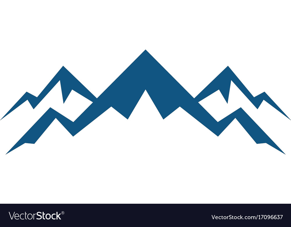 rocky mountain expedition logo royalty free vector image