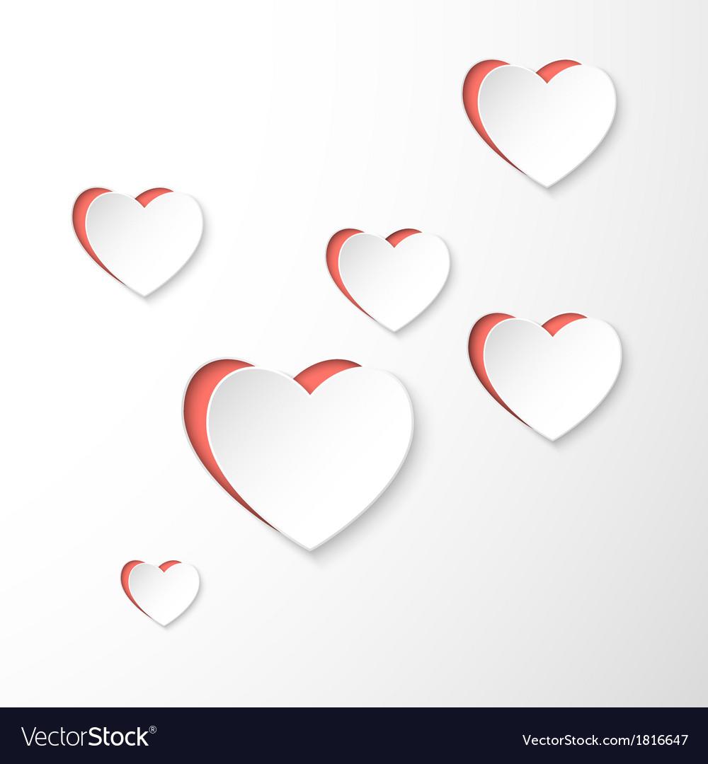 Paper 3d heart