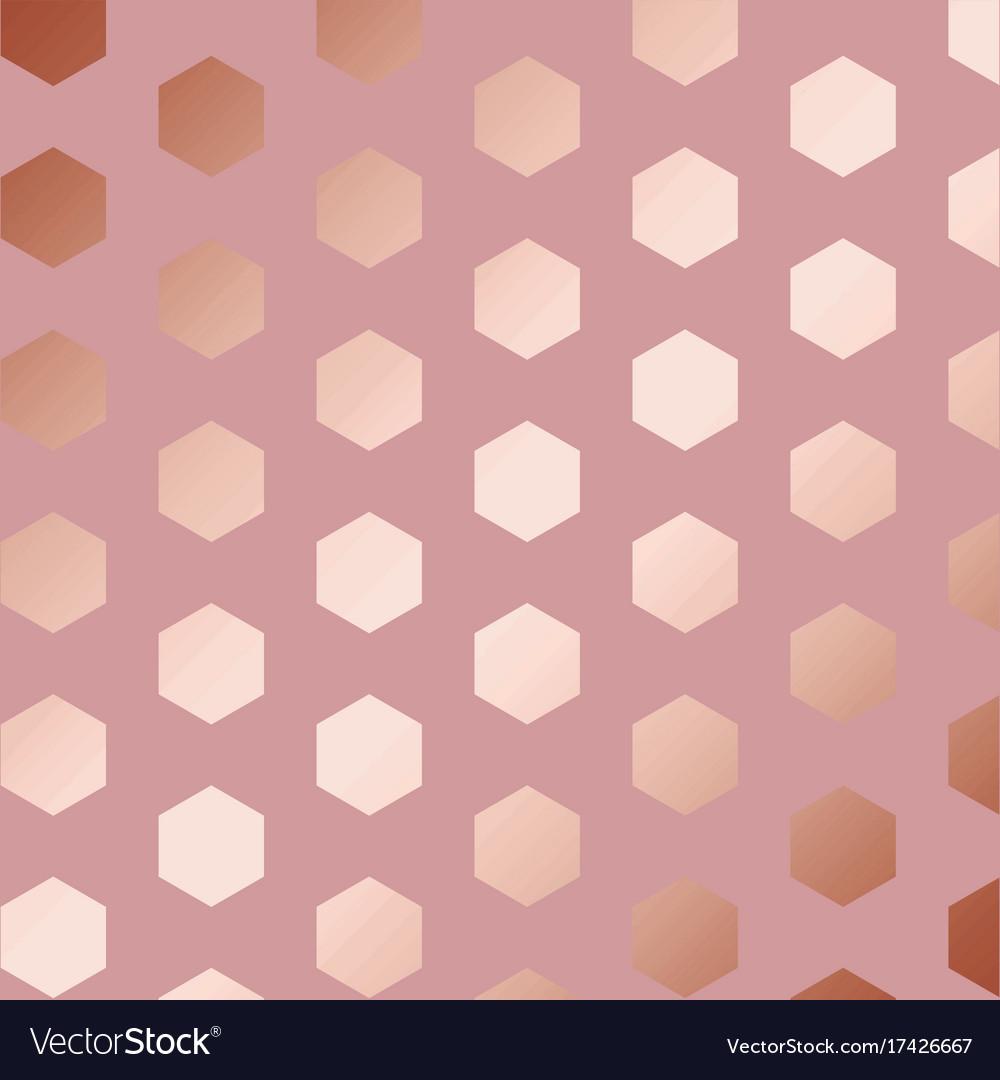 Rose Gold Pattern Unique Inspiration Ideas
