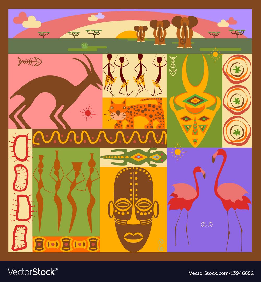 African ethnic