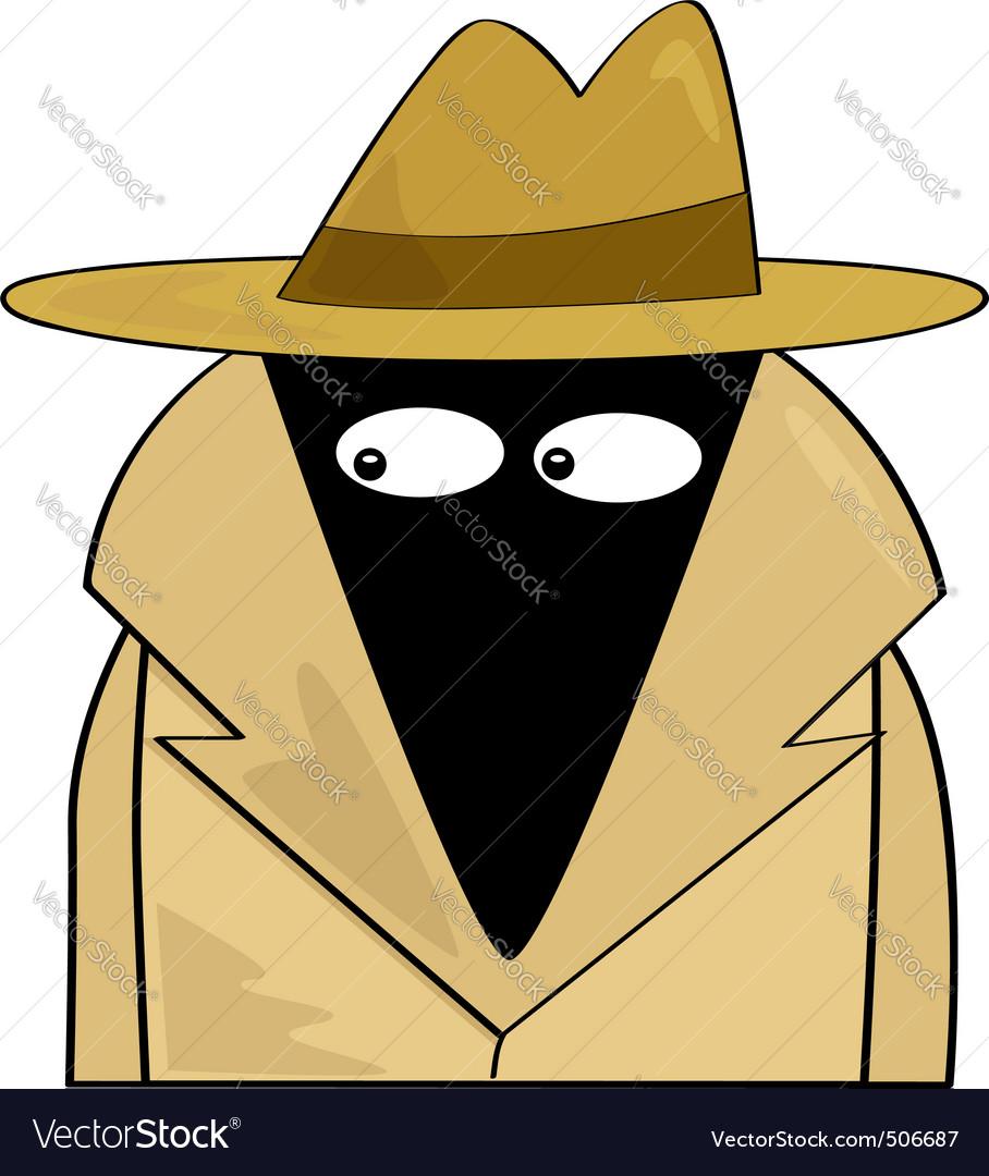 Spy vector image