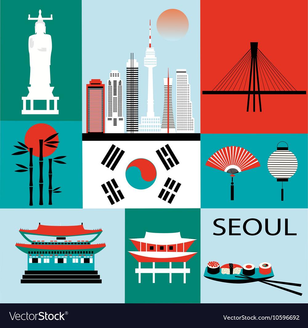 Symbols of Seoul
