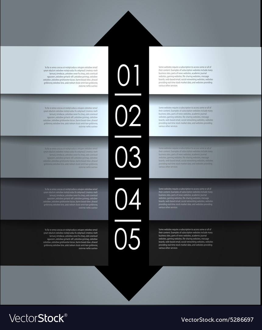 Abstract line background Design template