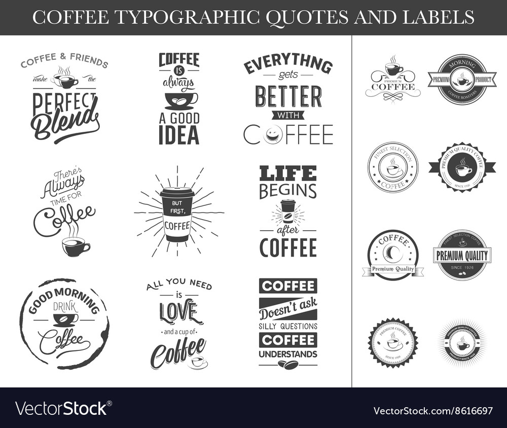 Set typographic quotes and labels