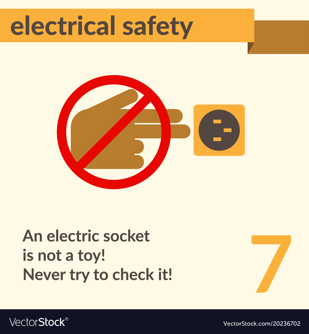Electrical Safety Posters Free Download