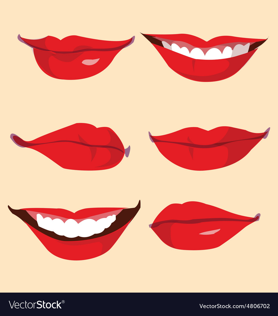 Smile and lips